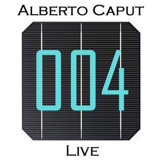 004 Alberto Caput - Live March 05 2012