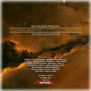 Vlada D'Shake guest set - Deep Noise @ Insomniafm | 1St Anniversary |
