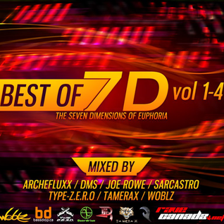 Tamerax - Best of 7D: The Seven Dimensions of Euphoria - Freeform Mix
