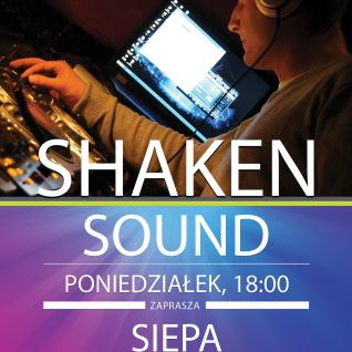 Shaken Sound 016 live @ clubsound.pl