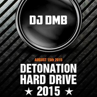 Detonation Hard Drive 2015 . Classic & Retro Hard House . 100% live 100% Old Skool 100% Vinyl