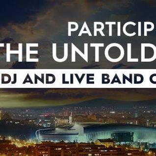 The Untold Sound - DnB Mix