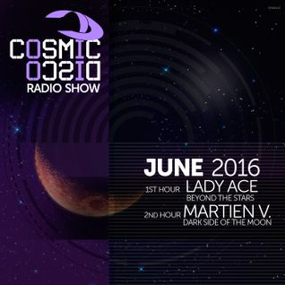 Cosmic Disco Radioshow - JUNE 2016