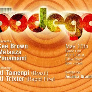 DJ Tamenpi Live At BODEGA@Senõr Fish/Los Angeles