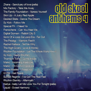 Old Skool Anthems 4