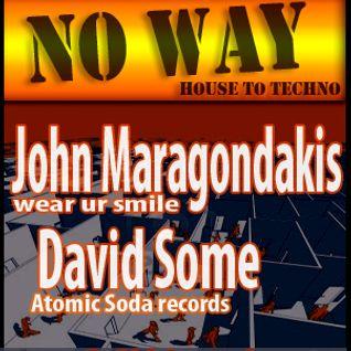 No Way #1 --- David Some --- extrait