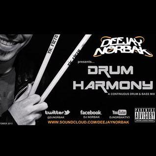 DJ NORBAK - Drum Harmony [October 2013]