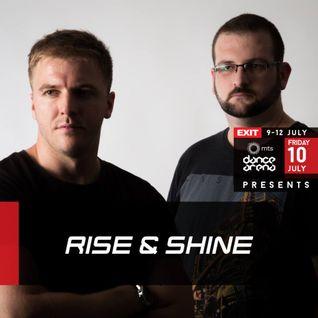 RI5E & 5HINE EXIT 2015 Promo Mix