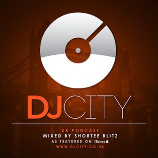 DJ City UK Podcast Mixed by Shortee Blitz featuring Skripture's 'Bark (Back It Up) (21/11/12)