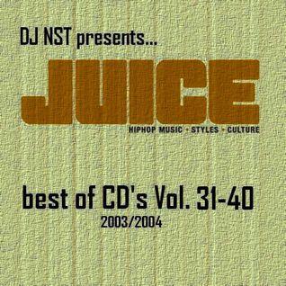 DJ NST - best of Juice CDs 31-40