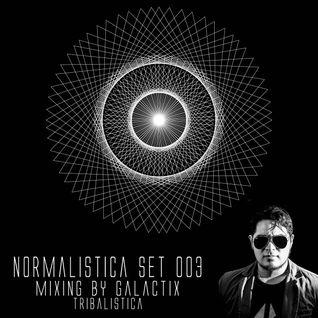 Normalistica Set 003- GalactiX (Tribalistica)