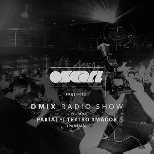Oscar L Presents - DMix Radioshow September 2016 - Live at Partai, Panama