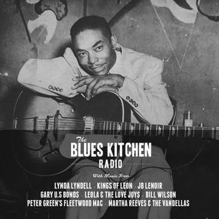 THE BLUES KITCHEN RADIO: 30 MARCH 2015