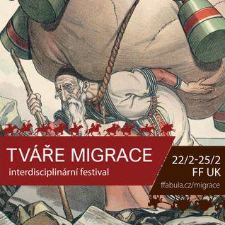 Mgr. Michal Uhl: Migrace v komiksu