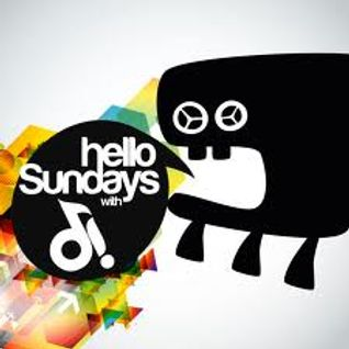 Mr. Fiel - Hello Sundays live guest 2012.09.02