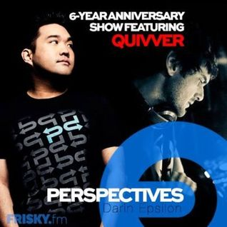 PERSPECTIVES 6th Year Anniversary w/ Darin Epsilon & Quivver