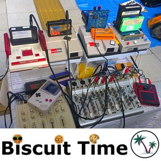 Biscuit Time with some CHIPTUNE on Soundart Radio 102.5FM 11/01/2014