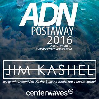 Jim Kashel @ ADN Postaway 2016 (10/04/2016) www.centerwaves.com