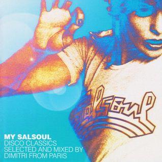 Dimitri From Paris - My Salsoul Disco Classics 2001