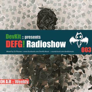DEFG! 003 (30.08.2013)