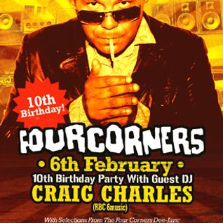 Four Corners 10th Birthday Mix (2015)