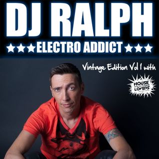 HEPLovers Podcast : Guest Mix #02 - Dj Ralph (Vintage Edition Vol. 1)