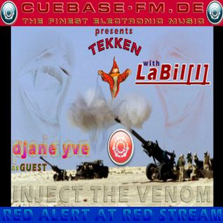 LaBil[l]: TEKKEN@CUEBASE-FM.DE - INJECT THE VENOM (20. September 2012)