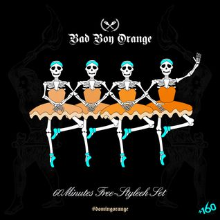 2013-08-09 - Bad Boy Orange - 60 Minute Free-Styleeh Set #domingorange