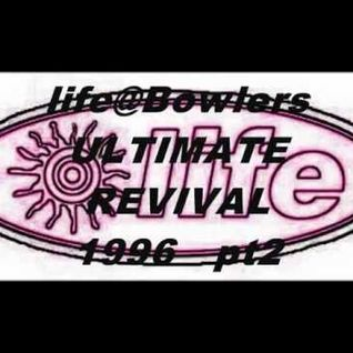 Paul Taylor & Rick Jones - Life.. - Bowlers - Manchester - 27-7-96
