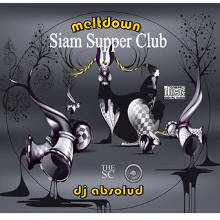 Siam Supper club CD by Absolud