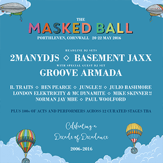 The Masked Ball Festival 2016 DJ Competition – Pretty Tony