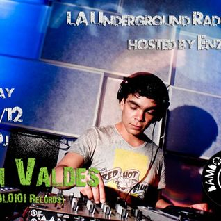 LA Underground Radio Show w/ JUAN VALDES (Colombia) hosted by Enzo Muro