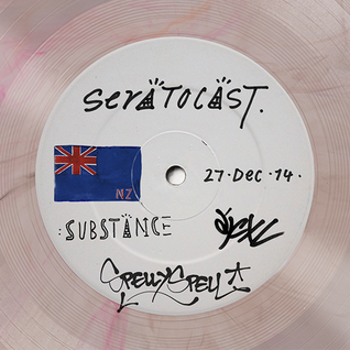 SeratoCast Mix 19 - NZ special ft. CXL, Substance & Spell