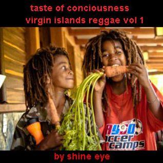 taste of conciousness (virgin islands reggae selection vol 1)