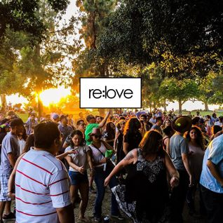 Alex Castillo @ re:love pop:up party