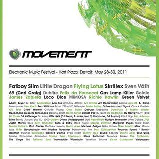 Steve Rachmand @ Torino Stage,DEMF 29.05.11