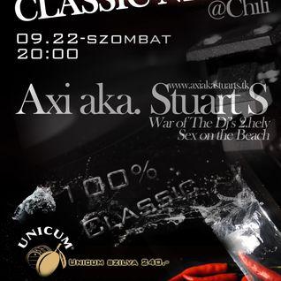 Dany L Lone, Boom Segalo, Axi live @ Chili - Classic Night P2 '12.09.22