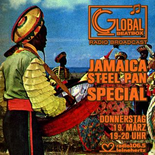 Global Beatbox 091 Jamaica Steel Pan Special