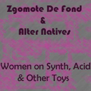 Women on Synth, Acid & Other Toys