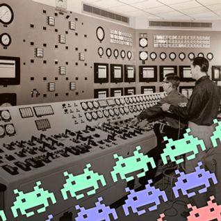 Lost Gameboy at Nasa Controlroom