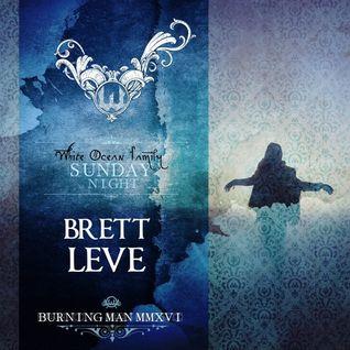 Brett Leve – White Ocean - Burning Man 2016