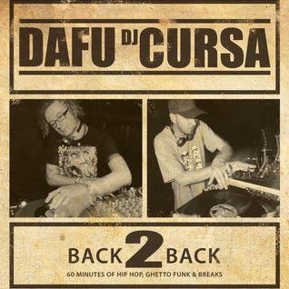 Cursa & Dafu Back 2 Back (Ghetto Jam Radio)