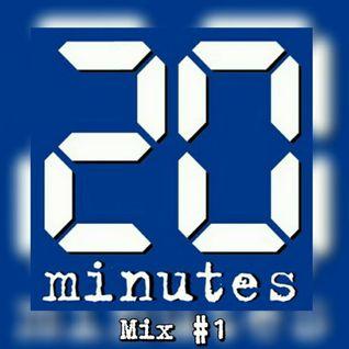 #20MinutesMix - 20 Minutes Mix #1 - Dj Djahman Sept.2016