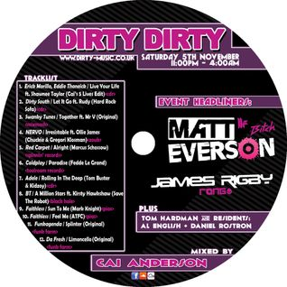 DirtyDirty Pres. Toolroom's Matt Everson