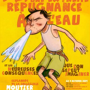 Klangmasseur @ Moutier, Fête des vendanges 04-10-2014 part 2