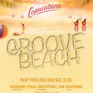 DJ Paul DeCoteau - Groove Beach Promo 2016