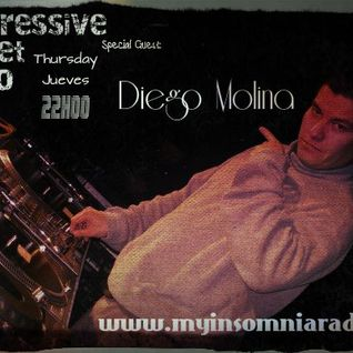 Progressive Tech 4u Ears Progressive Planet. - Dj DiegoMolina (ECU)  Jul 2014