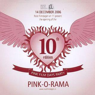 Pink-O-Rama @ 11, Amsterdam (Pink Film Days 2006)