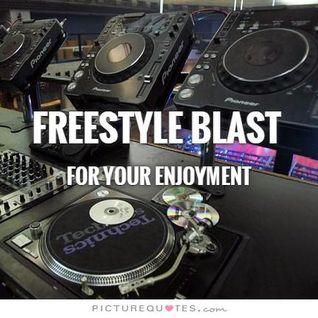 Freestyle Blast 248 - DJ Carlos C4 Ramos