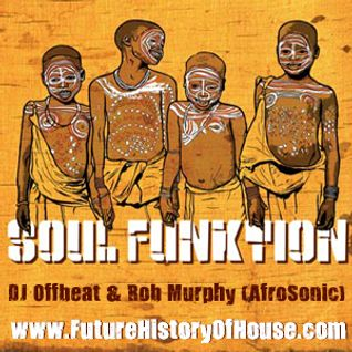 SOUL FUNKTION #115 DJ Offbeat